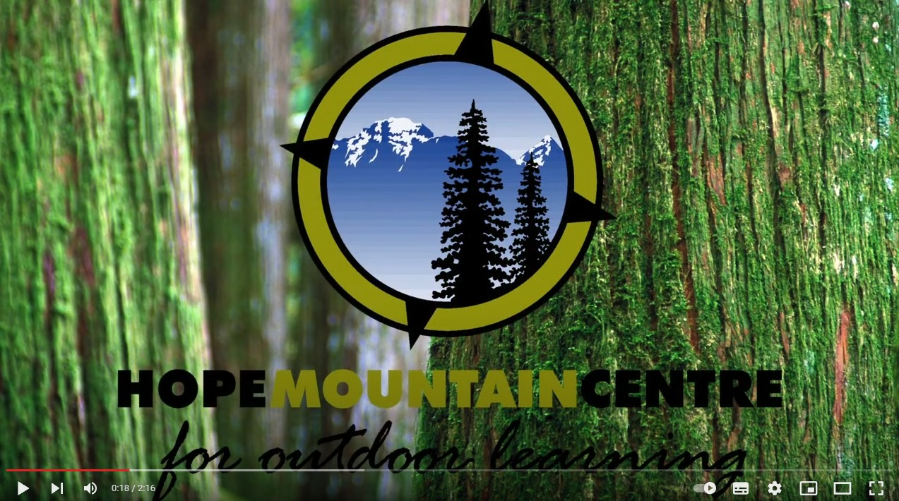 We are the Hope Mountain Centre video screenshot