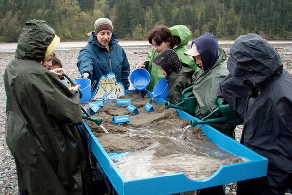 Young Stewards of our Watersheds Hope BC