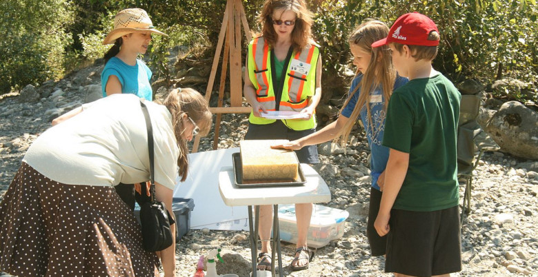 Watershed Exploration - Hope Mountain Centre