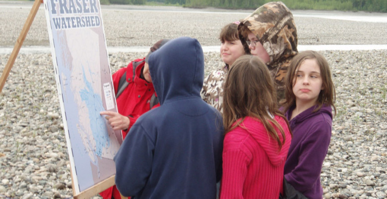 Young Stewards of our Watersheds - Hope Mountain Centre