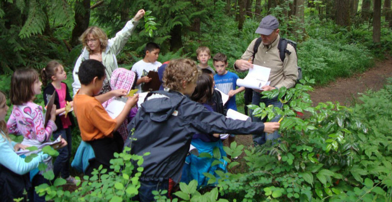 Young Stewards of our Forests - Forest Ecology - Hope Mountain Centre