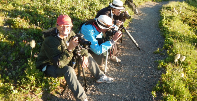 Photographing Nature - Hope Mountain Centre