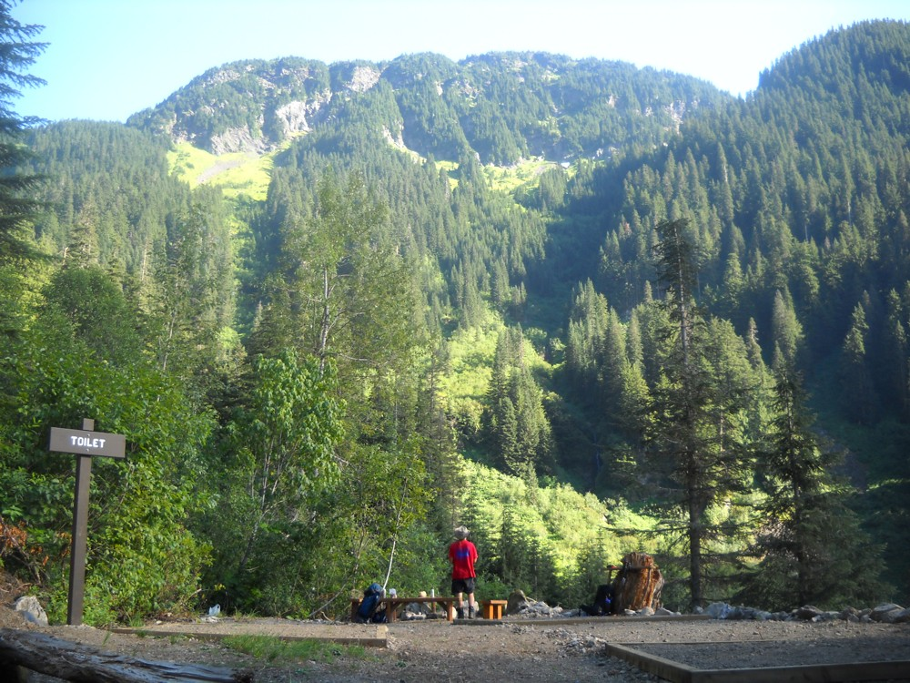 Manson's Camp - HBC Historic Trail