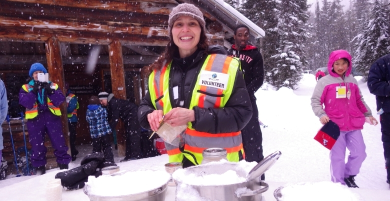 Family Day in the Mountains with Hope Mountain Centre