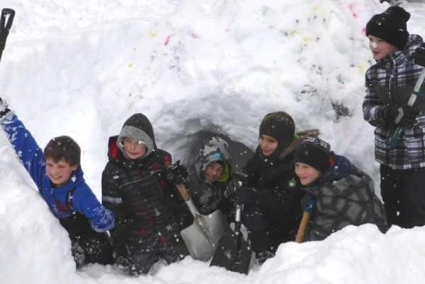Outdoor Learning Manning Park BC