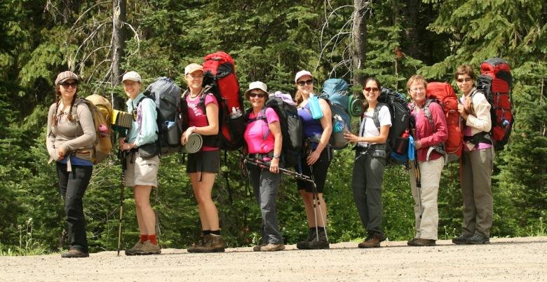 Women's Intermediate Backpack
