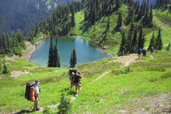 Hbc Backpacking Trip July 30 Aug 6 2016 Hope Mountain