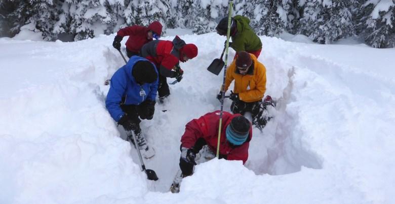 Rescue digging