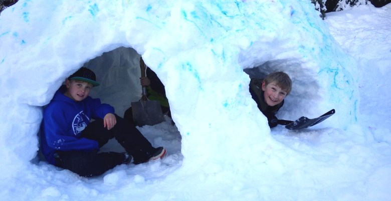 Family Day in Manning Park