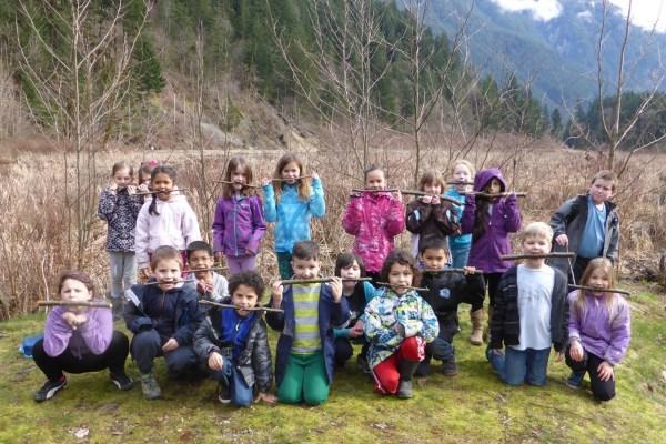 Beaver Tales Class