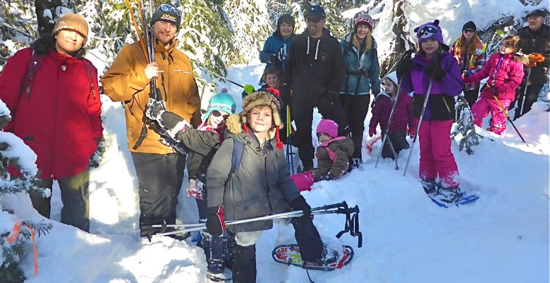 Family Day in Manning ParkFebruary 13, 2017
