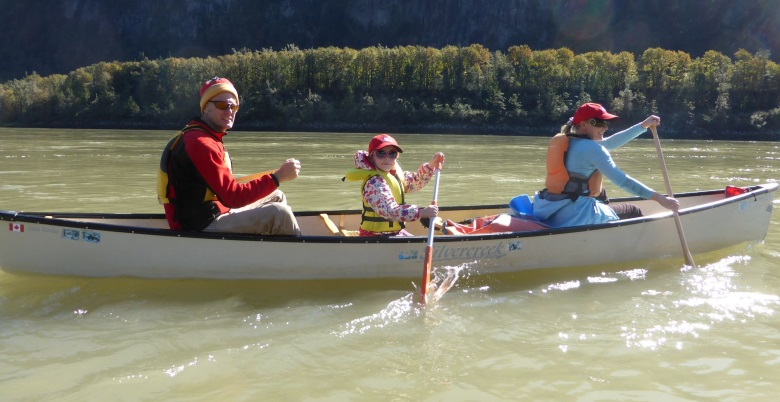 554d90cfeca3 World Rivers DaySeptember 22, 2019 - Hope Mountain Centre for Outdoor  Learning