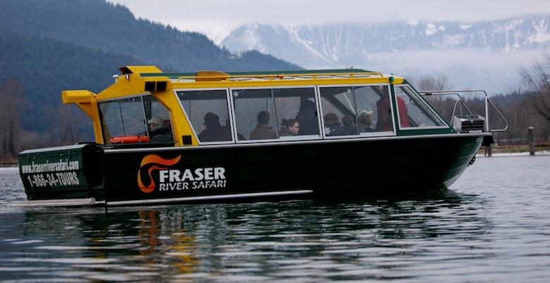 Fraser River Safari