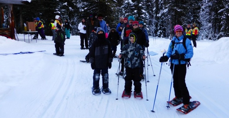 Family Day at Manning Park BC