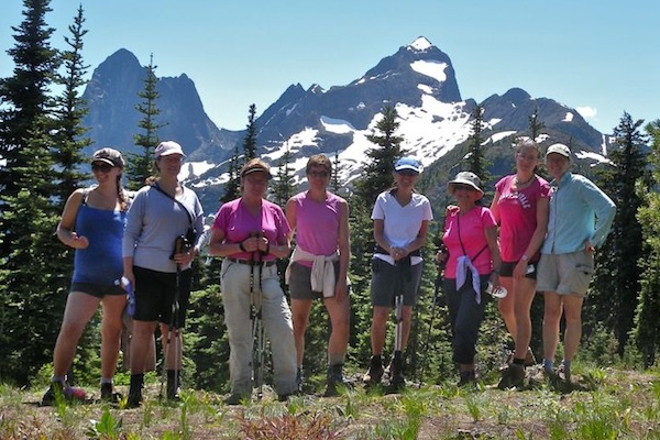 Women's Backpacking