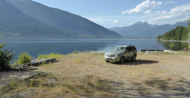 North Cascades National Park, North Cascade Highway, Gorge ... |Upper Skagit Valley