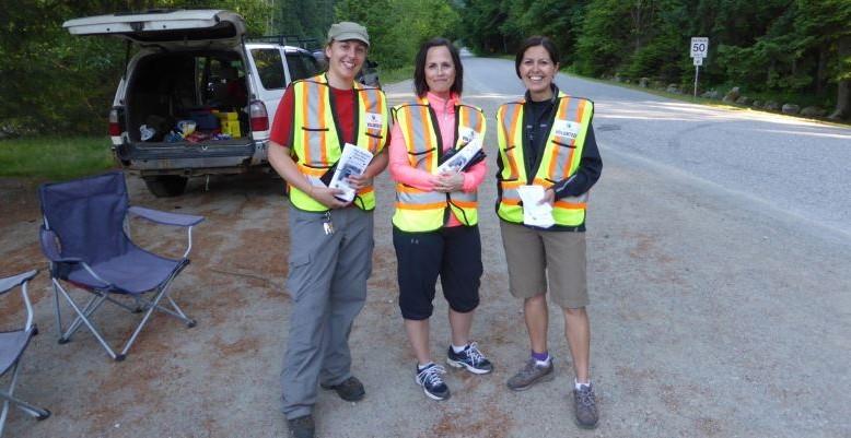 Friends of the Skagit Roadside Info Crew