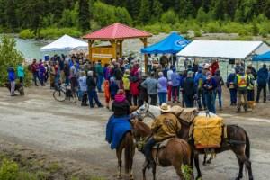 HBC Trail Grand Opening 2016