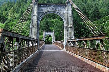 Alexandra Bridge Hope BC