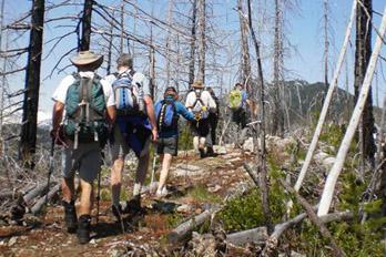 Tikwalus Trail Hope BC