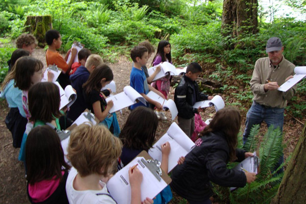 Young Stewards of our Forests - Hope BC