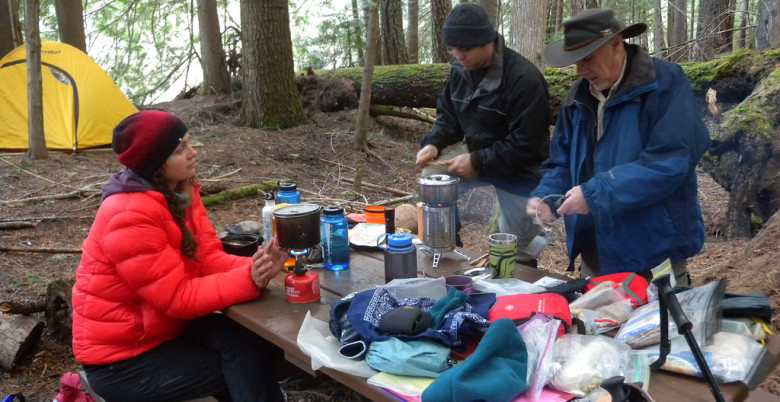 LNT Trainers Course, Skagit Valley - Hope Mountain Centre