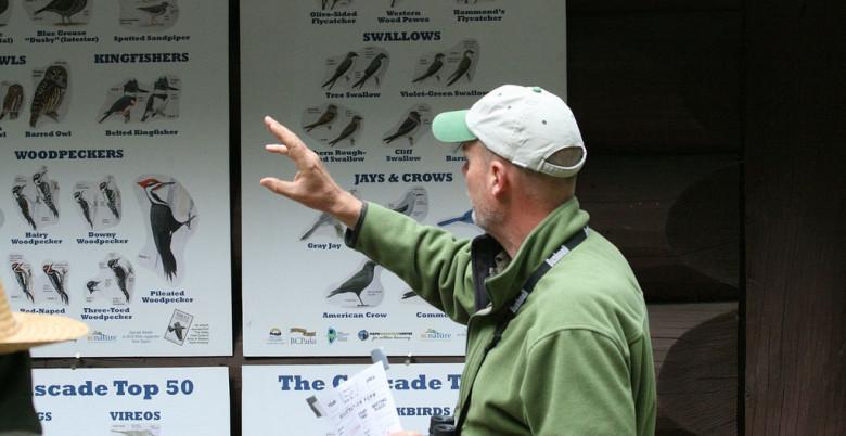 Skagit Valley Bird Blitz - Hope Mountain Centre