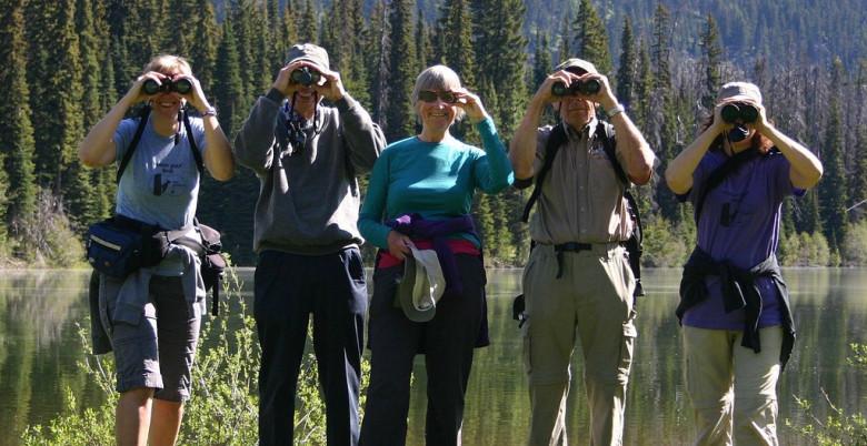 Manning Park Bird Blitz 2013 - Hope Mountain Centre