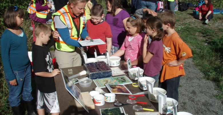 Young Stewards of our Wetlands - Hope Mountain Centre