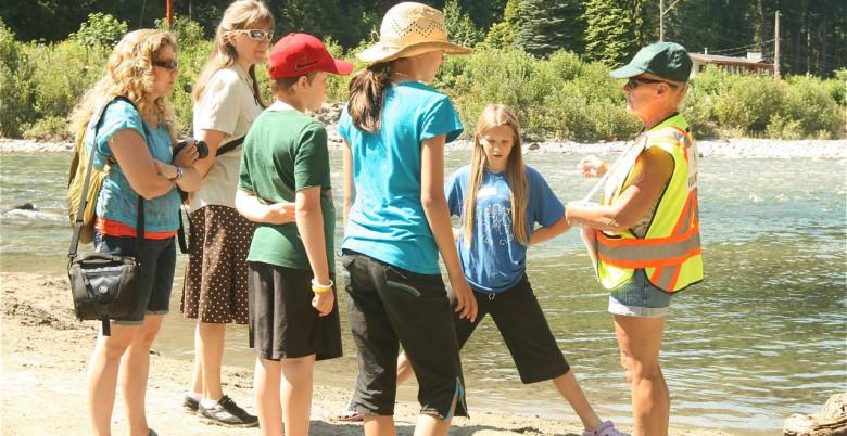 Hope Mountain Centre Volunteers