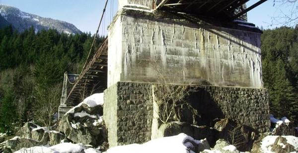 Alexandra Bridge - Hope Mountain Centre