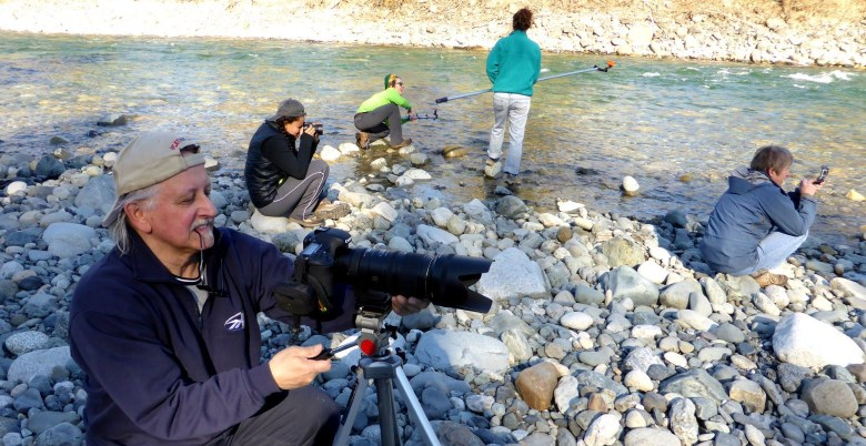 Outdoor Filmmaking and Editing