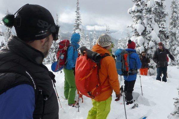 Avalanche Skills Class