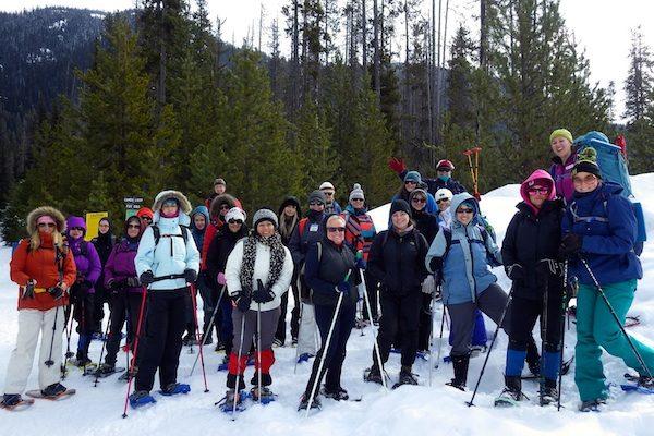 Women's Snowshoe