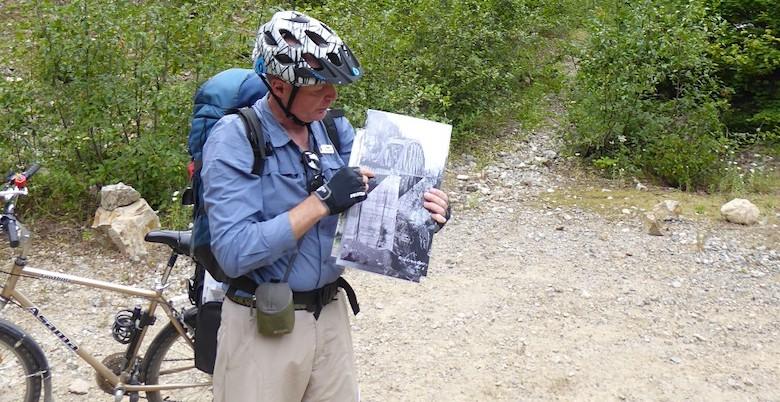 Kettle Valley Railway Bike Ride
